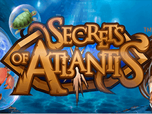 играть Secrets Of Atlantis на деньги